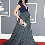 Selma Blair's Pregnancy Style