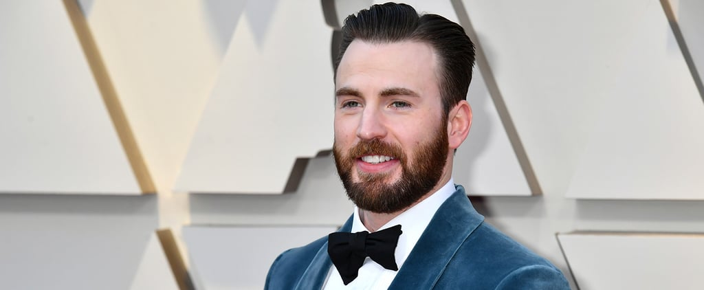 Chris Evans Launched Political Website, A Starting Point