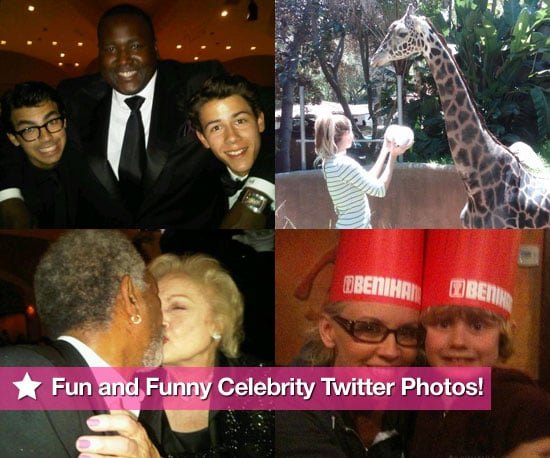 Fun and Funny Celebrity Twitter Photos of Jenny McCarthy, Lauren Conrad, Kim Kardashian, Betty White, and More! 2010-05-06 09:15:00