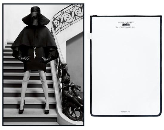 Yves Saint Laurent Autumn 2010 Manifesto Starring Daria Werbowy