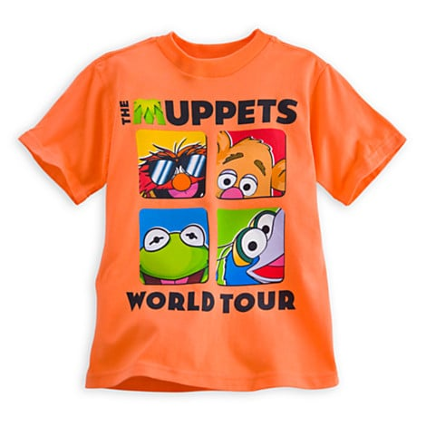 The Muppets World Tour T-Shirt