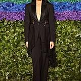 Karen Olivio at the 2019 Tony Awards