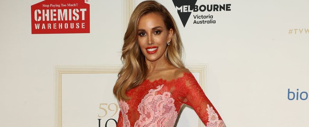 Best Dressed Celebrities at the Logies 2017