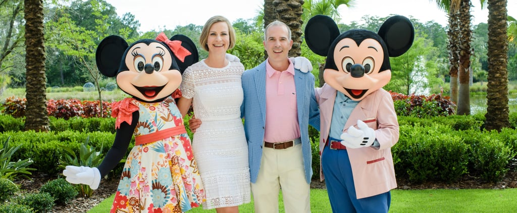 This Couple Had Their Wedding Reception at Disney World a Year Later — and the Wait Was Worth It!