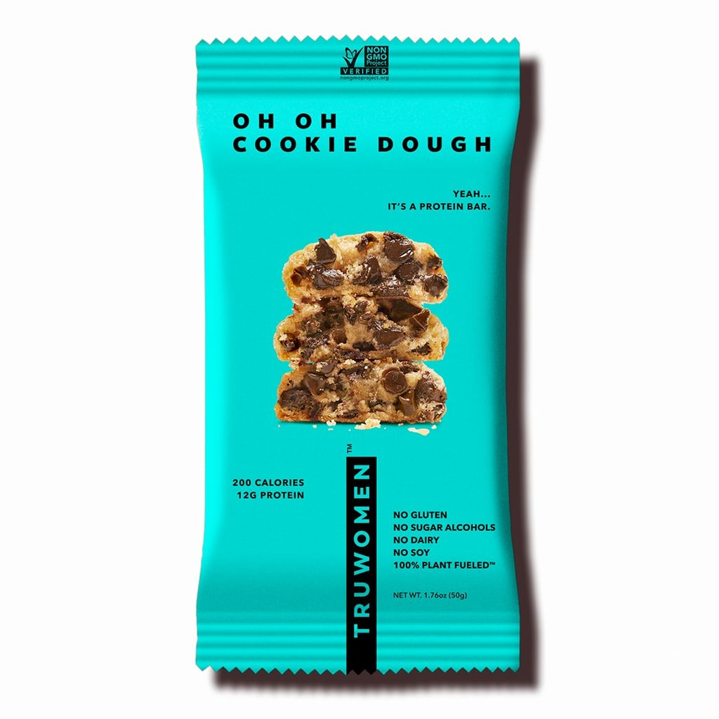 TRUWOMEN Plant Fueled Protein Bars, Oh Oh Cookie Dough