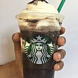Midnight Mint Mocha Frappuccino