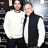 Pictures of Adrian Grenier and Jeremy Piven at 2011 Sundance Event 2011-01-26 01:45:00