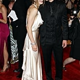 The duo were also on the red carpet for the 2010 Met Ball in NYC.