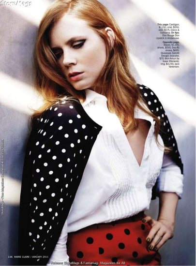 Amy Adams does Marie Claire-january 2011
