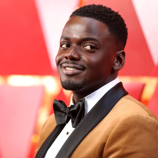 Daniel Kaluuya Wears Fenty Beauty to the Oscars 2018