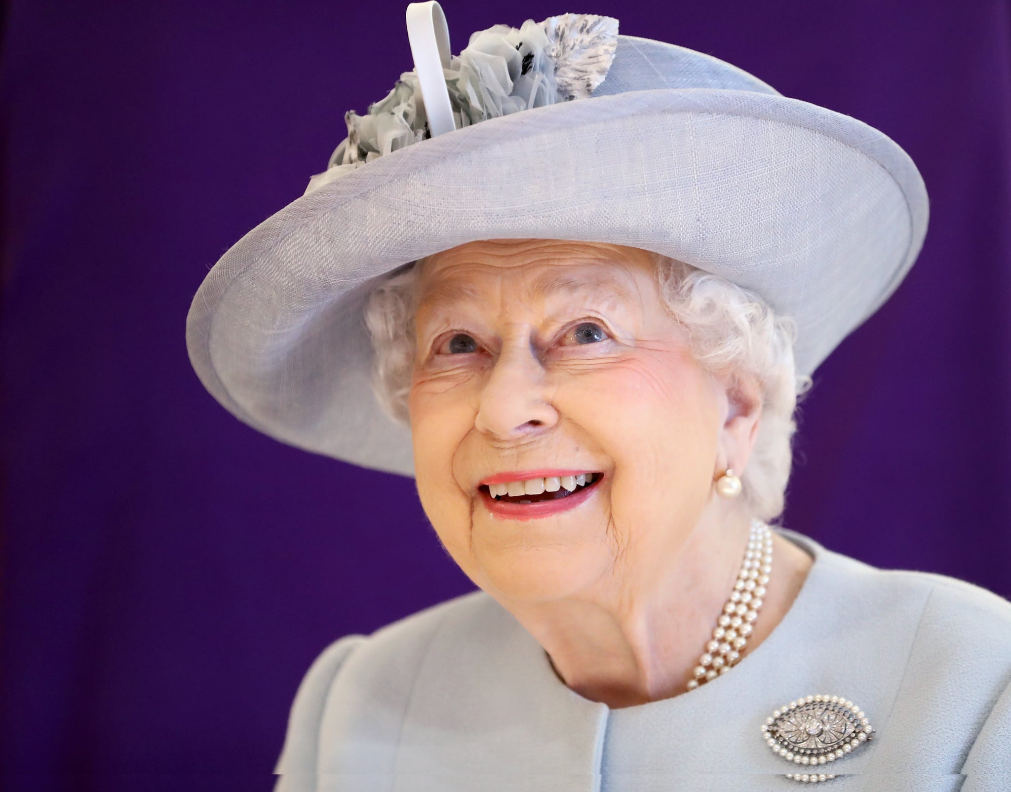 LONDON, ENGLAND - FEBRUARY 20:  Queen Elizabeth II visits the Royal College Of Physicians on February 20, 2018 in London, England.  (Photo by Chris Jackson - WPA Pool/Getty Images)