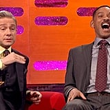 Martin Freeman Hates Getting Recognised at Urinals