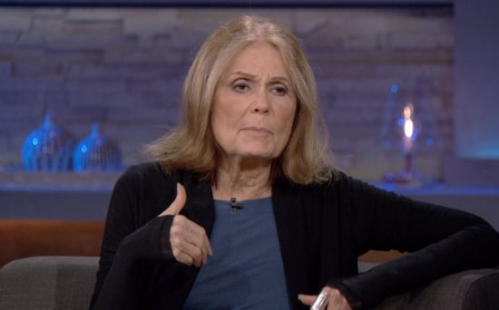 Steinem: Trump 'Should Be Hospitalized'