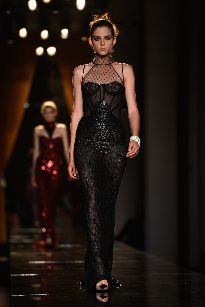 Atelier Versace Haute Couture Fall 2013.