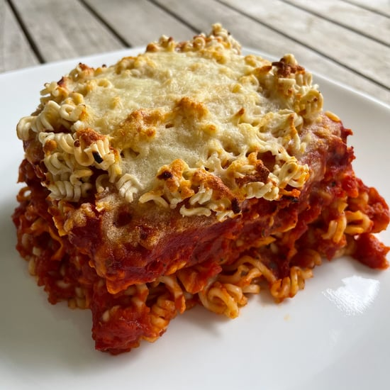 Ramen Lasagna Recipe From TikTok With Photos
