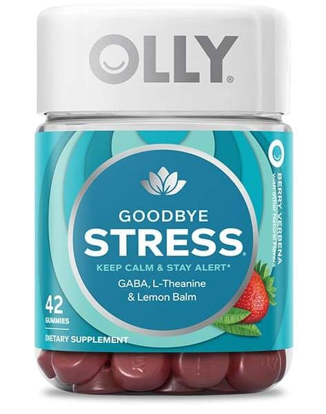 OLLY Goodbye Stress