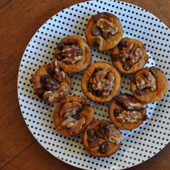 Layered Pumpkin Brownies