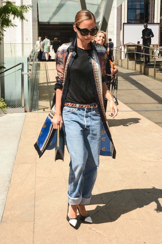 Nicole S Go To Street Style Look These Are Nicole Richie S 3