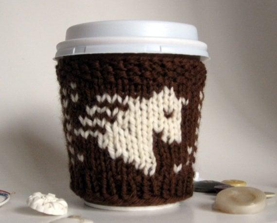 Love Lotta Latte Equestrian Cozy