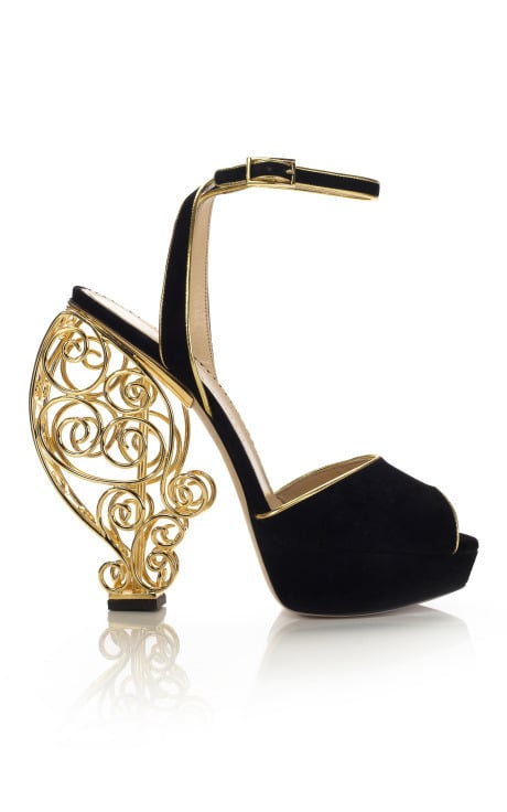 Charlotte Olympia Spring 2012