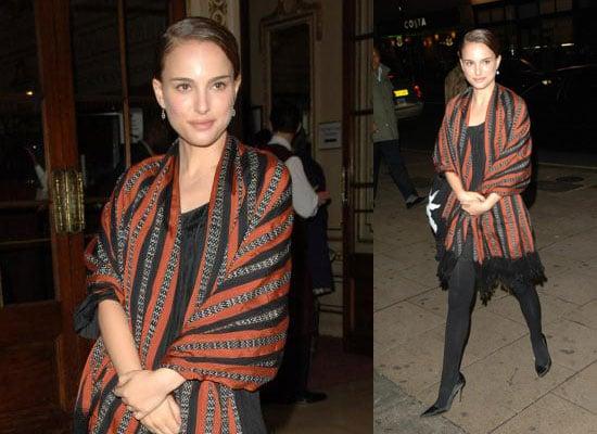 Natalie Portman Can't Quit Gael Garcia