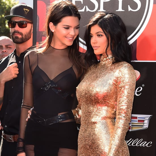 Kendall and Kylie Jenner Dresses at the ESPY Awards 2015