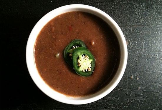 Black bean soup low calorie soups under 300 calories for 10 calorie soup gourmet cuisine