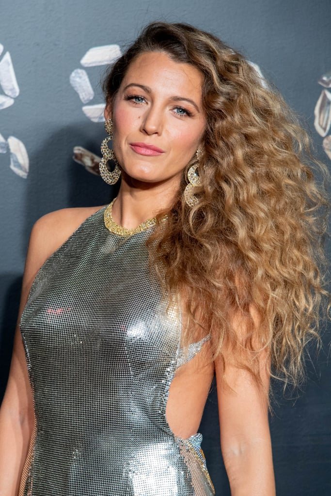 Blake Lively's Best Curly Hair Photos