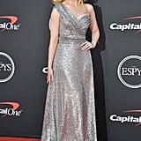 Elle Fanning at the 2019 ESPY Awards
