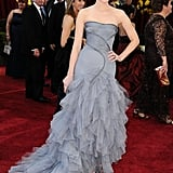Elizabeth Banks at the 2010 Academy Awards