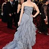 Elizabeth Banks at the 2010 Academy Awards