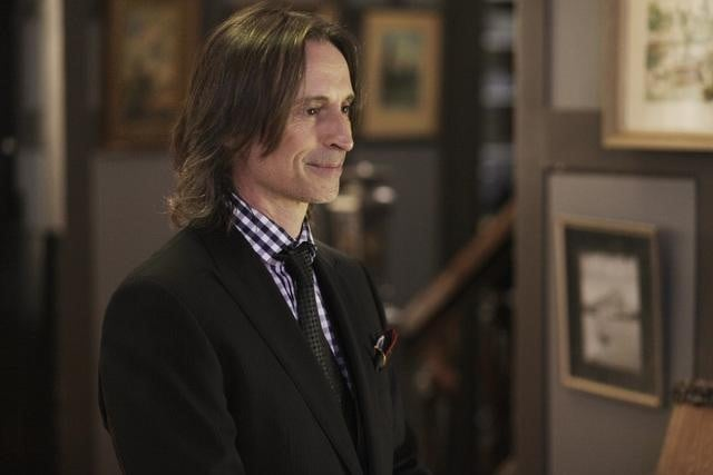 Robert Carlyle on ABC's Once Upon a Time.  Photo copyright 2011 ABC, Inc.