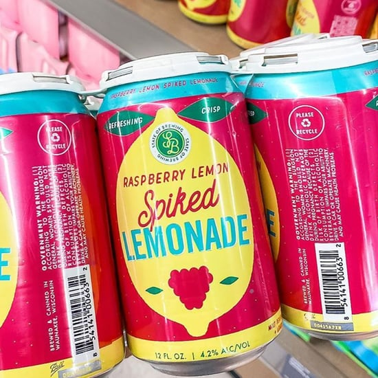 Aldi Has State of Brewing Raspberry Lemon Spiked Lemonade