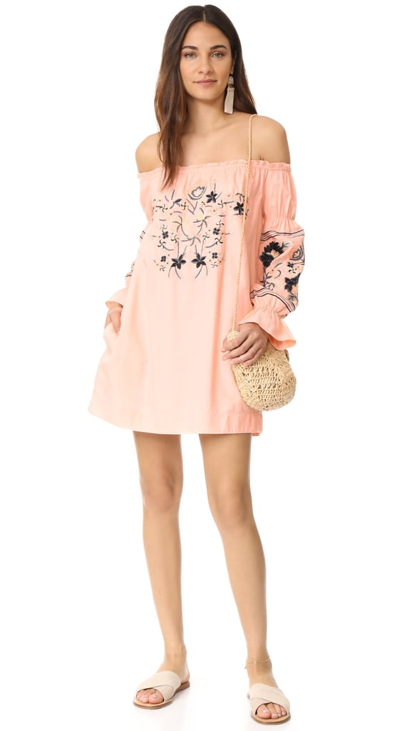 a282d670a471b Free People Fleur Du Jour Mini Dress