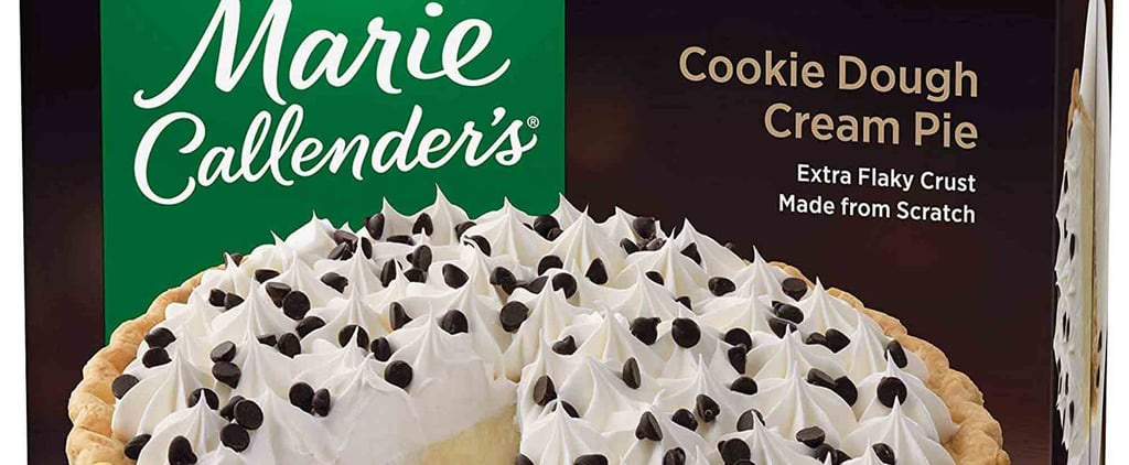Marie Callender Cookie Dough Cream Pies