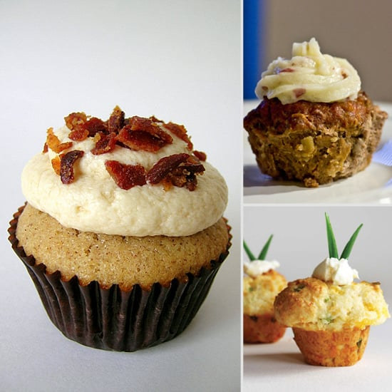 Tori Spelling Shakes Up Dinner With Savory Cupcake Recipes