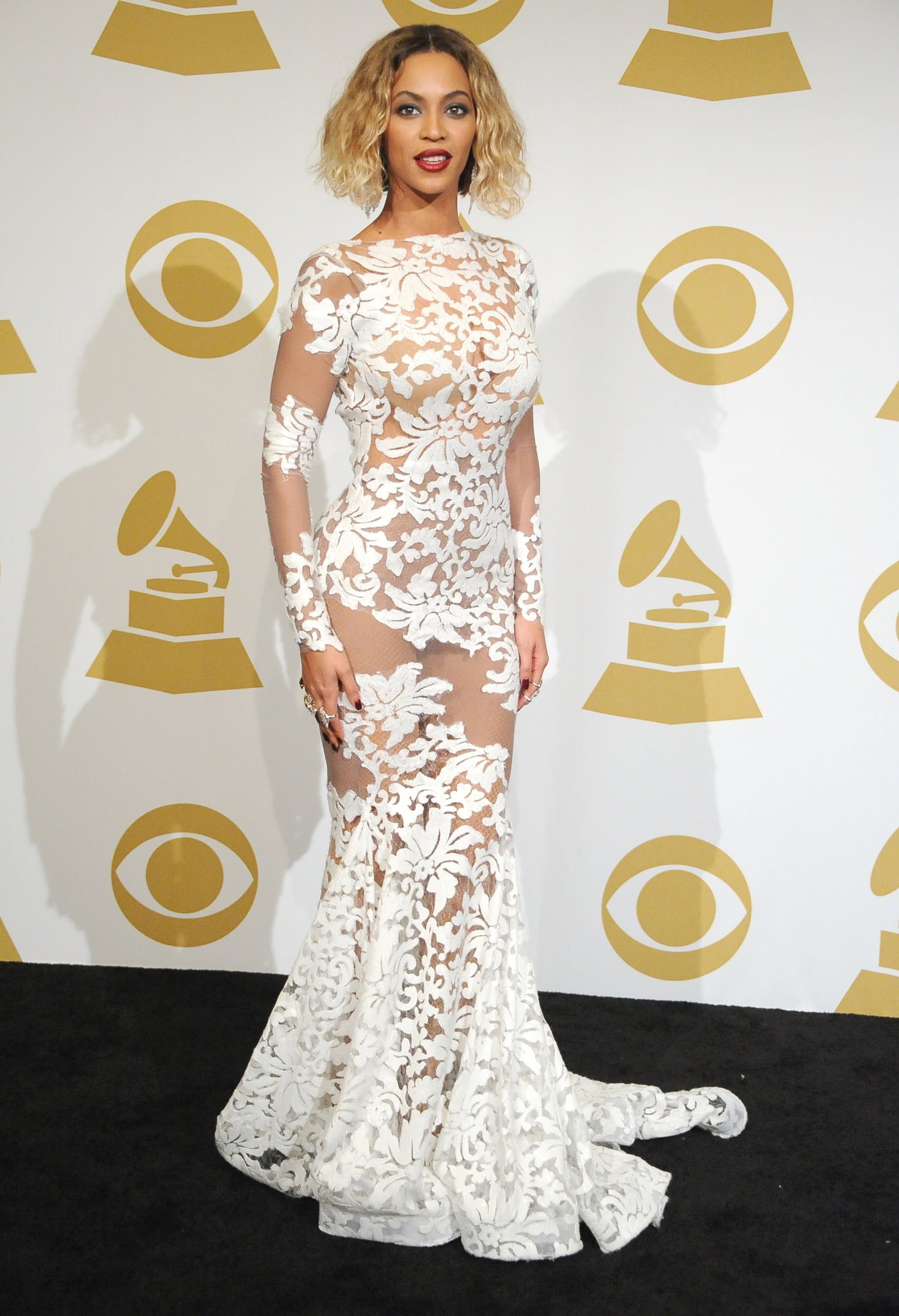 Beyonce\'s Grammys Dress Designer Michael Costello Interview ...