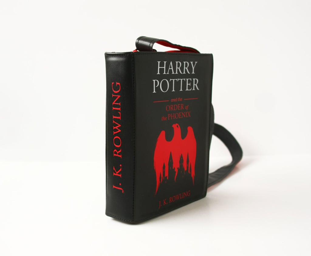 Harry Potter and the Order of the Phoenix Leather Book Clutch ($170-$235)