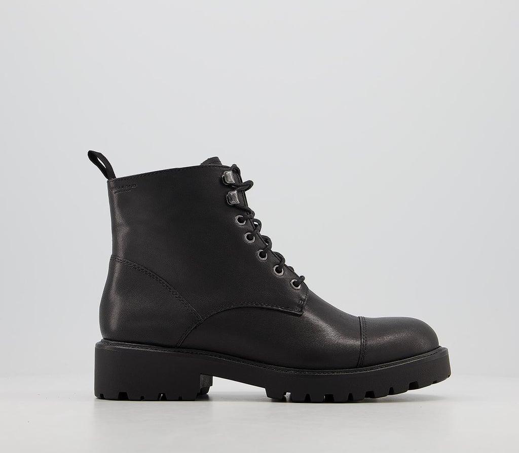 Vagabond Kenova Lace Hiker Boots