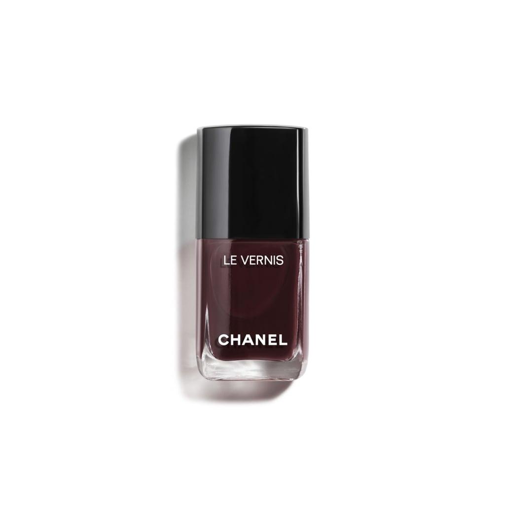Chanel Le Vernis Longwear Nail Color in Rouge Noir