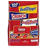 Nestlé Assorted Miniature Chocolate Bars, 100 Pieces