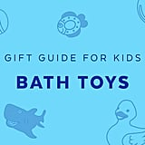 Best Bath Toys for 4-Year Olds in 2018