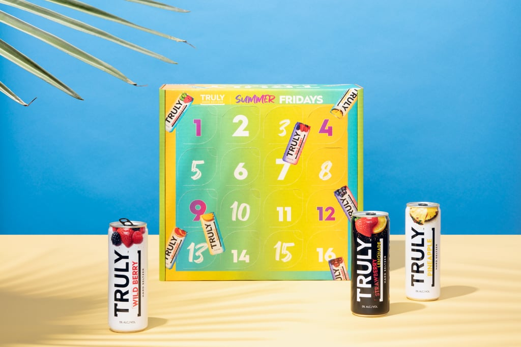 Shop Truly's Summer Friday Hard Seltzer Calendar