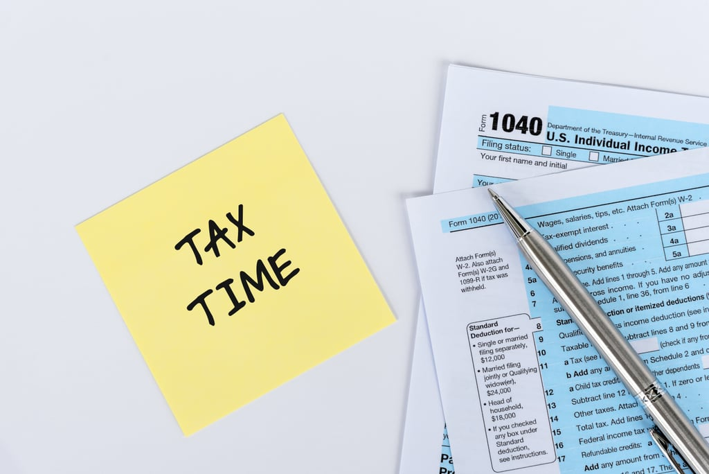 An Easy Guide to Doing Your Taxes For the First Time