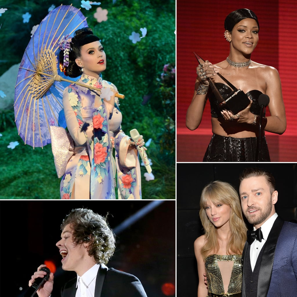 American Music Awards 2013 | Show Pictures