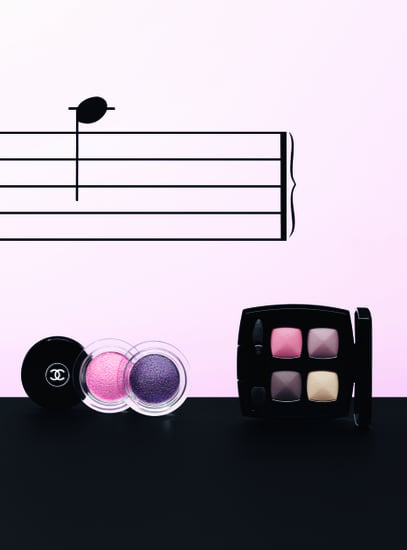 Chanel Notes De Printemps Makeup Collection