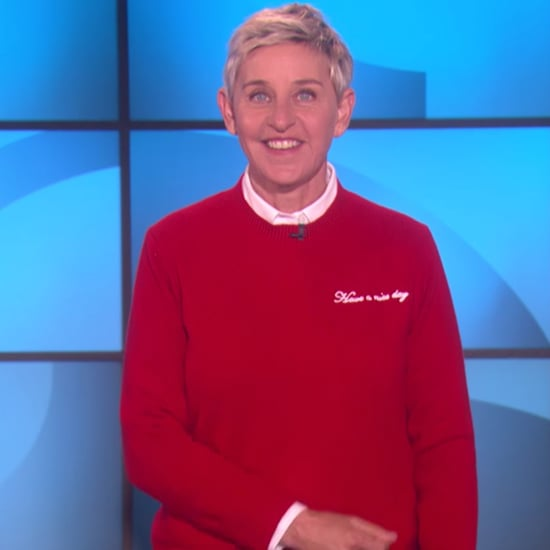 Ellen DeGeneres Talking About Royal Engagement 2017