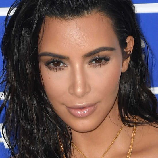 How to Get Kim Kardashian's Makeup From the MTV VMAs 2016