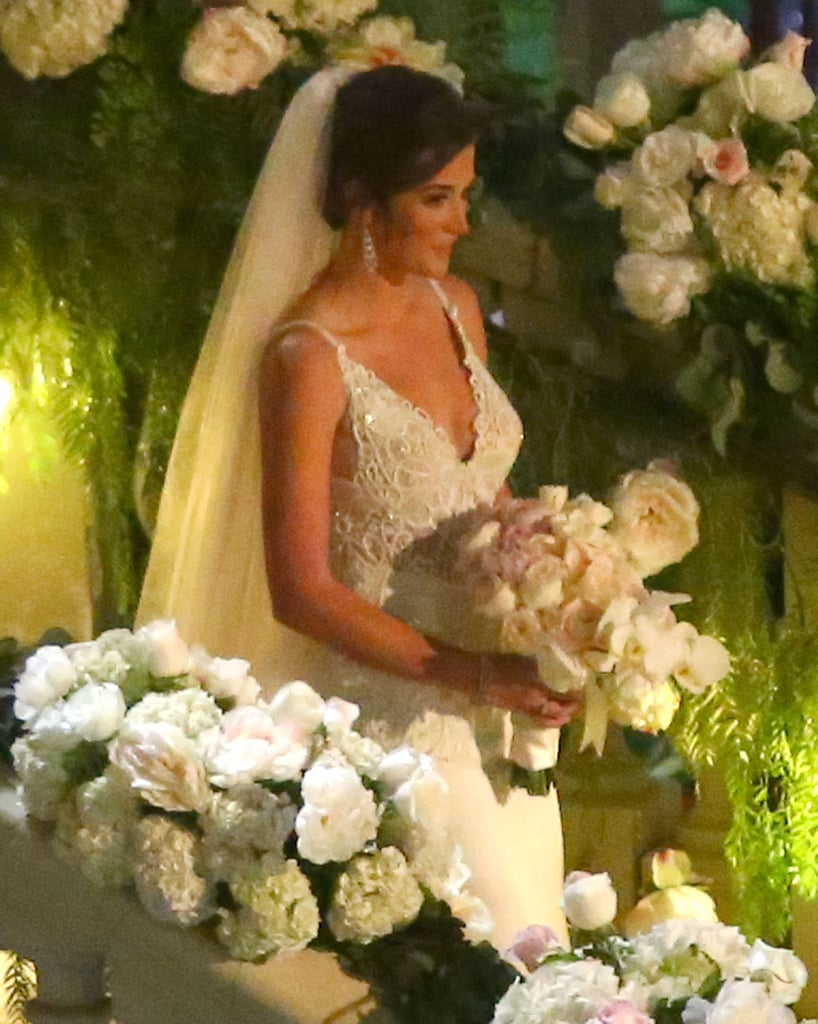 Bachelor in Paradise stars Jade Roper and Tanner Tolbert tied the knot at the St. Regis Resort Monarch Beach in Dana Point, CA, in January 2016.