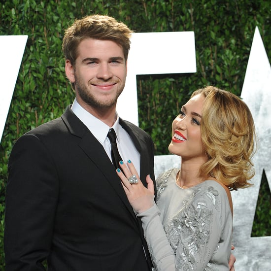 Miley Cyrus and Liam Hemsworth Best Red Carpet Pictures
